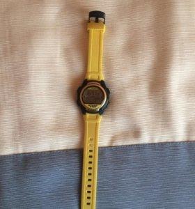 Часы CASIO 3100 WR 100M W-756
