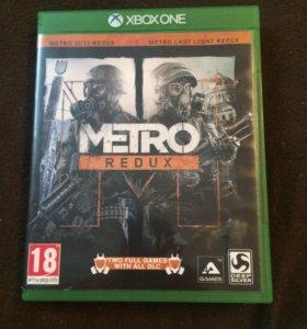 Metro на Xbox one