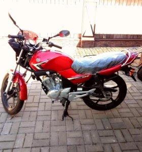 YBR 125 новый
