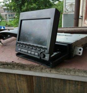Навигатор/телевизор Toyota Caldina