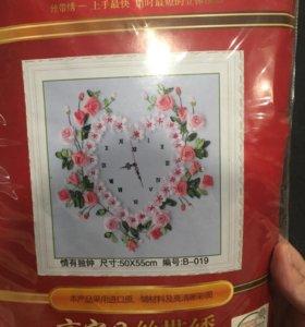 Набор для вышивания лентами