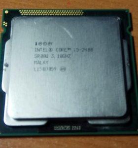 Intel Core i5-2400 3.1 GHz 4 ядра