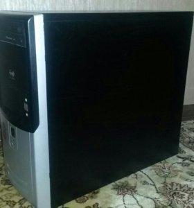 Компьютер. Е6600, 550ti, 2гб