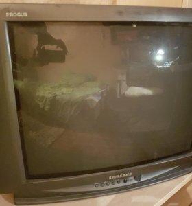 Телевизор цветной Samsung