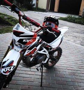 Питбайк Kayo krz 160