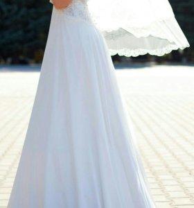 Внимание!!!....свадебное платье.)))