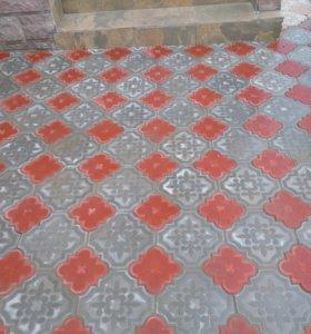 Укладка тротуарная плитка