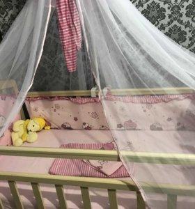 Набор в кроватку.