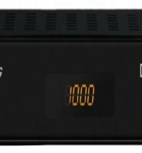 20 канальный ресивер DVB-T2 Strong SRT 8201