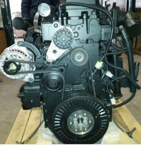Запчасти на двигатель  камминз
