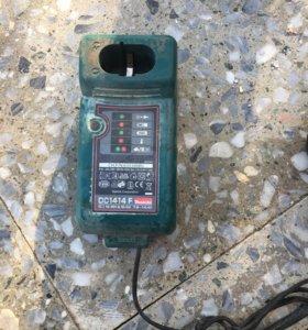 Зарядное устройство Makita DC1414F