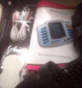 Импульсивный физиостимулятор