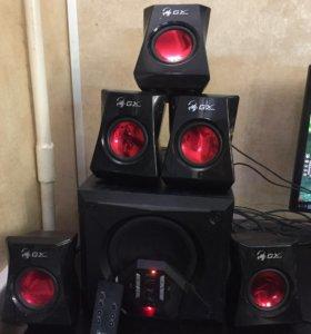 Игровая аудио система