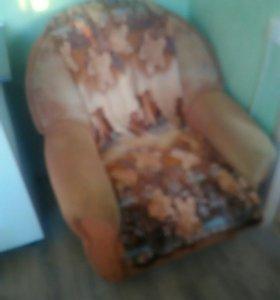 Продам 2 кресла для дачи