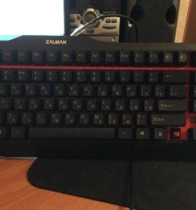 механическая клавиатура Zalman ZM-K500