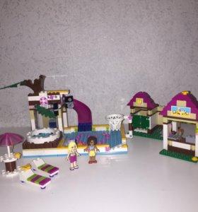 Конструктор лего friends