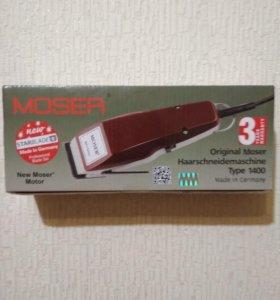 Профессиональная машинка для стрижки  Moser 1400