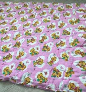 Одеяло верблюжье детское