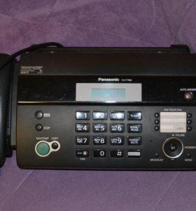 Продается телефон/факс/копир Panasonic KX-FT982RU