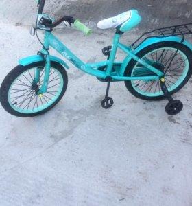 Продаю велосипед для девочки