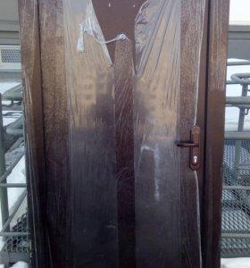 Двери внутренние, металл 0,8мм, Россия