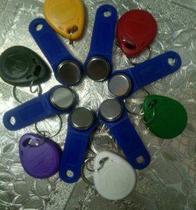 дубликаты ключей домофона