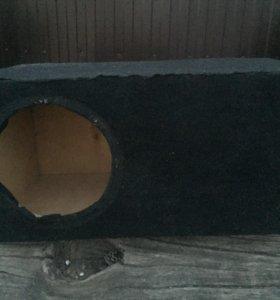 Короб для сабвуфера r12