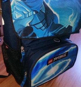 Рюкзак лего с сумкой для обуви