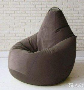 Кресло Мешок. Кресло Груша (Бескаркасная мебель)