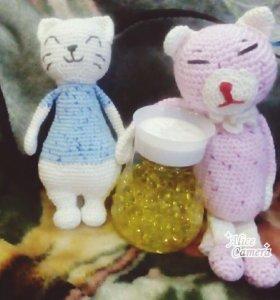 Вязание игрушек на заказ