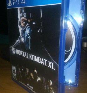 Mortal combat xl