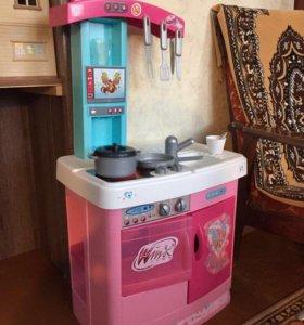 Кухня Детская винкс
