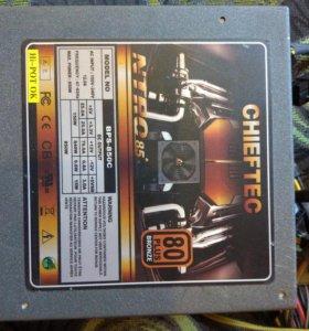 Блок питания Chieftec BPS-850C.