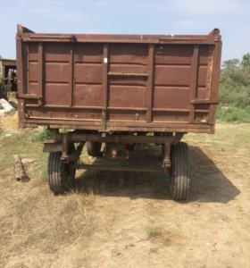 Прицеп от трактора