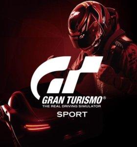 Gran Turizmo Sport