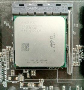 AMD FX 6300 + мать + охлад