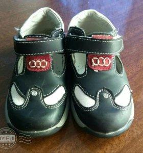 Детские ботинки 23 размера