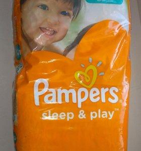 Памперсы sleep & play