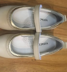 Туфли VITACCI белые р.31