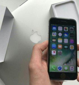 Новый Iphone 6 Space Gray