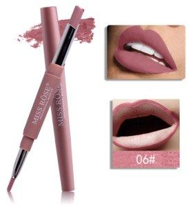 Контурный карандаш для губ miss rose