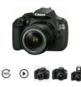 Новый canon1200d