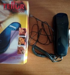 Стационарный телефон Tellur