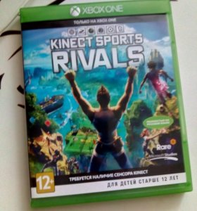 Kinect Xbox One + Диск