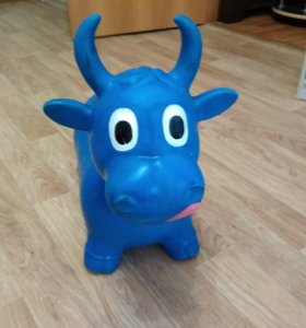 Корова-прыгун детская