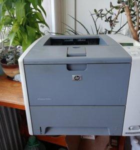 Лазерный чёрно-белый принтер hp