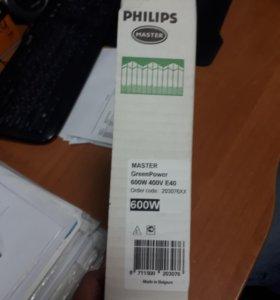 Лампа PHILIPS Master GREEN POWER 400W/600W