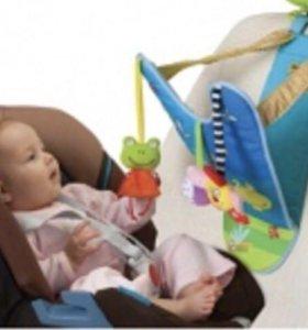 Развивающая игрушка в дорогу для малышей