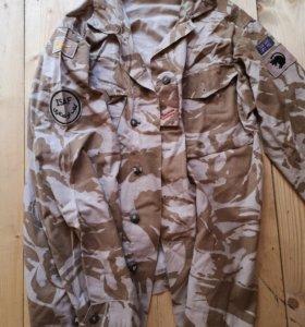 Армейская рубашка (Англия)