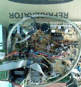 Радиодетали от монитора Sony